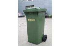 Thùng rác HDPE 240l Schaefe