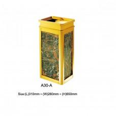 Thùng rác đá hoa cương A30-A