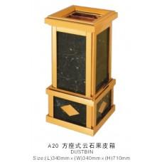 Thùng rác đá hoa cương A20